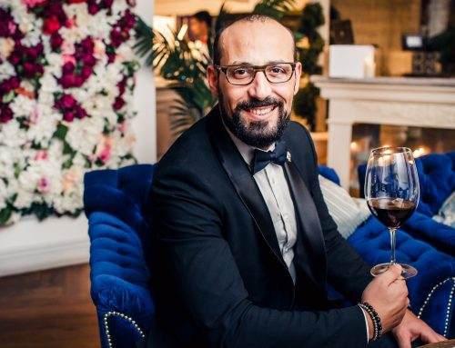 MEET THE SOMMELIER – Aziz Hathout